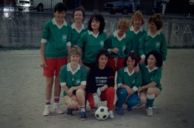 Squadra femminile Rondinera Rogno