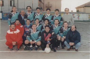 Squadra oratorio Bonate Sopra anno 1995