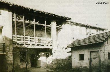 Stal di Piocc Foto storica Presezzo