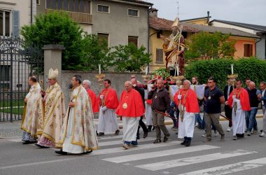 Statua Festa di San Gottardo - Calcio