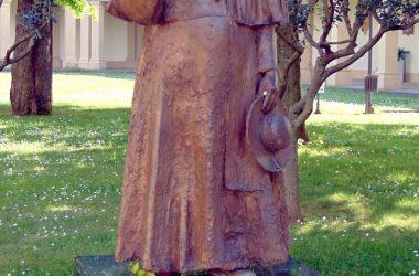 Statua Papa Curno