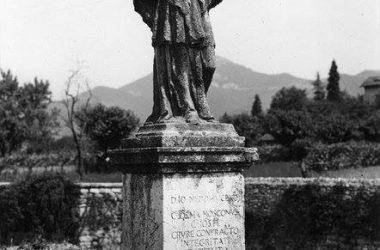 Statua San Giovanni Gorle