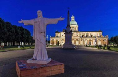 Statua Santuario Santa Maria del Fonte - Caravaggio