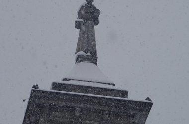Statua Semonte San Bernardino