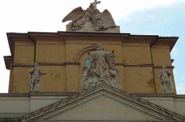Statue Chiesa di Presezzo