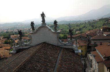 Statue chiesa di Sorisole