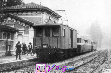 Stazione San Giovanni Bianco foto vecchie