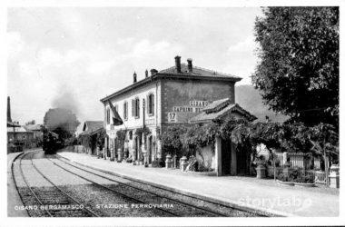 Stazione Treno Cisano Bergamasco