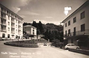 Stazione climatica Berbenno 1971