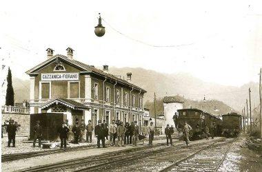 Stazione di Gazzaniga