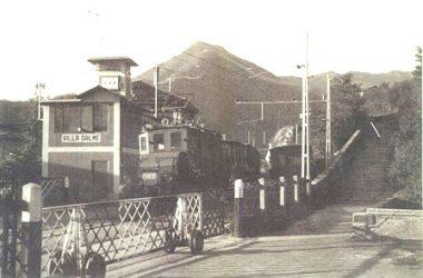 Villa d'Almè railway station