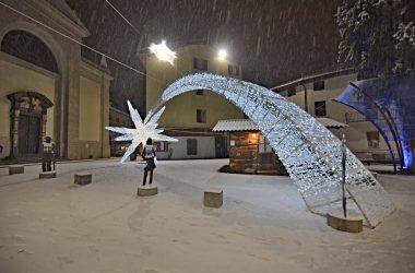 Stella Natale a Gazzaniga