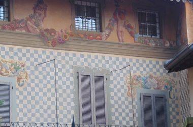 Stezzano Bergamo Villa Moscheni