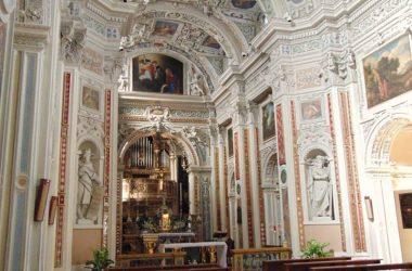 Stezzano Bergamo. Santuario della Madonna dei Campi