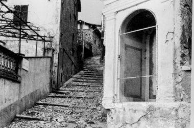 Strada vecchia Comunelli Sorisole
