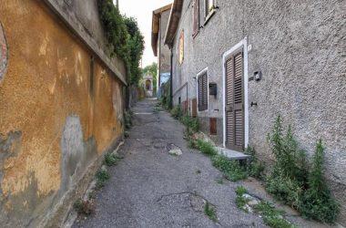 Strade Almenno San Salvatore