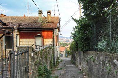 Strade Almenno San Salvatore Bergamo