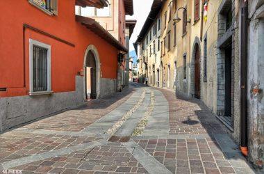 Strade di Gandino Bergamo