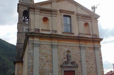 Strozza Bergamo chiesa parrocchiale di Sant'Andrea