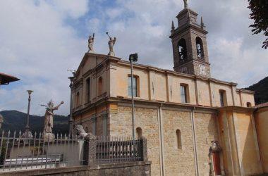 Strozza la chiesa parrocchiale di Sant'Andrea