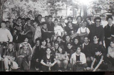 Studenti di Brusaporto