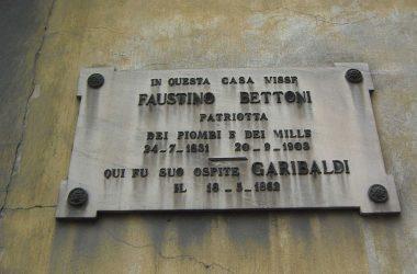 Targa Garibaldi Casazza
