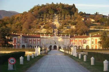 Tavernola Bergamasca - Villa Fenaroli