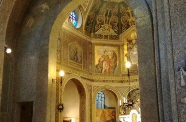 Tempio dei caduti - San Pellegrino Terme