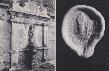Templio in pietra Santuario di San Patrizio - Colzate