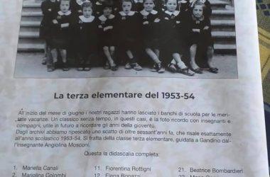 Terza Elementare 1953 Gandino