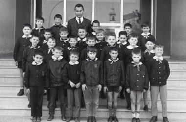 Terza elementare del 1957 Ciserano