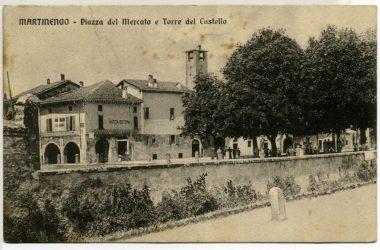 Torre del castello Martinengo