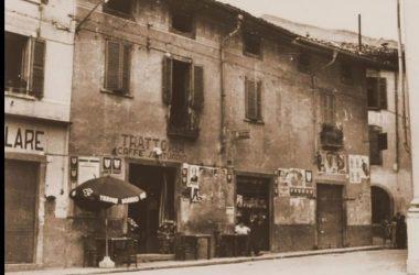 Trattoria a Desenzano di fronte al santuario della Madonna della gamba Albino