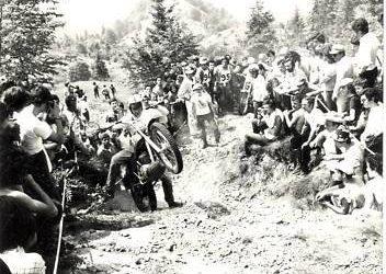 Trial Selvino nel 1972
