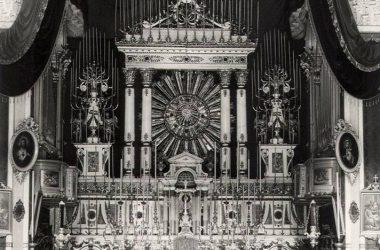 Triduo San Pellegrino Terme anni 50