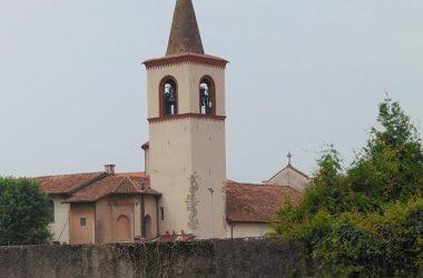 Urgnano BG Beata Vergine della Basella o LA MADONNA DELLA BRINA