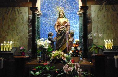 Urgnano Bergamo Santuario Beata Vergine della Basella