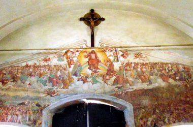Urgnano -Bergamo chiesina della Trinità