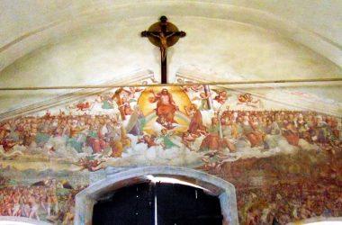 Urgnano Bergamo la chiesa agreste della Trinità