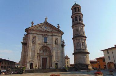 Urgnano Duomo, dedicato ai Santi Nazario e Celso