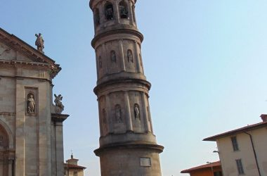 Urgnano campanile, detto campanile del Cagnola