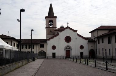 Urgnano. 8 aprile 1356- Beata Vergine della Basella