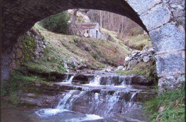 Valbrembilla- Gerosa- casello al Mulino