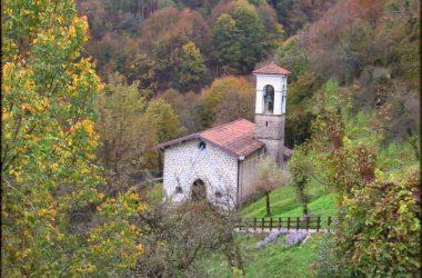 Valbrembilla- Santuario della Foppa