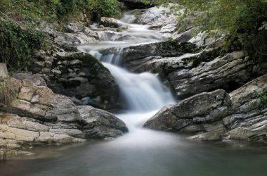 Valle di Adrara S.Rocco- il torrente Guerna