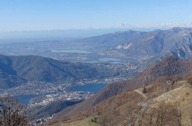 Valsecca - Bergamo Passo del Pertüs