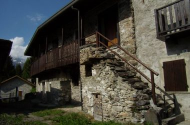 Vecchia casa ai Tezzi Alti Gandellino