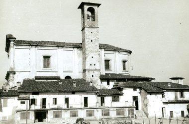 Vecchia chiesa Ponte San Pietro Bg