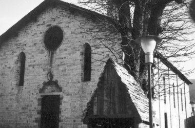 Vecchia chiesa di Ponteranica