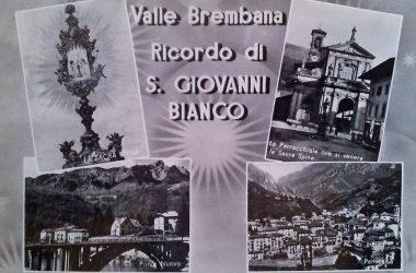 Vecchie Cartoline San Giovanni Bianco
